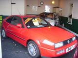 1989 Volkswagen Corrado Red Patrick W