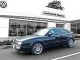 1992 Volkswagen Corrado LC6U Classic Green Pearl Carlos Eichenberger