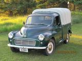 1962 Morris Minor 1000 Pickup