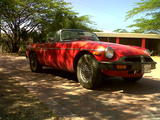 1979 MG MGB Red Hans Schaling