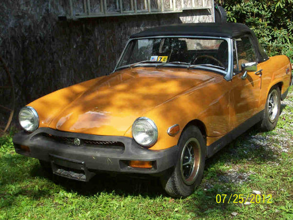 Commit Mg midget rpm help what result?