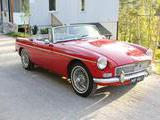 1964 MG MGB RED Jaakko U
