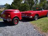 1970 Mini Cooper S Tartan Red John Scantleton