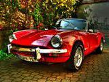 1969 Triumph Spitfire MkIII Red Norbert S
