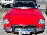 1976 MG MGB V8 Conversion