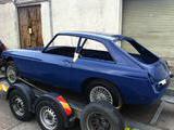 1968 MG MGB GT Mineral Blue john o carroll
