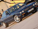 1996 Jaguar XJR X306
