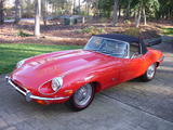 1971 Jaguar E Type Convertible