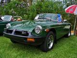 1977 MG MGB MkIV