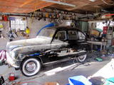1950 Triumph 2000 Saloon