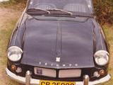1964 Triumph Spitfire 4 MkI Conifer Green 25 Theo Brandon Rijs