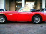 1967 Austin Healey 3000 BJ8