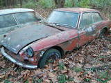 1966 MG MGB GT