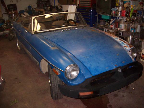 maybe a silly question what does MGB stand for? : MGB & GT