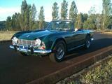 1965 Triumph TR4