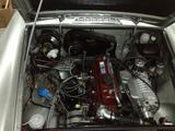 1969 MG MGB GT Silver Birch John Trew