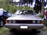 1986 Volkswagen Scirocco Flash Silver Metallic Tyler Cooper