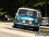 1960 Mini MkI Blue White Werner Meyer