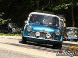 1960 Mini MkI Blue White Werner Meyer