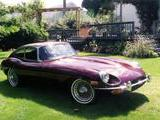 1970 Jaguar E Type Coupe