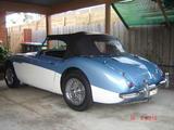 1958 Austin Healey 100 Six