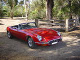 1974 Jaguar E Type Convertible