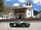 1959 Triumph TR3A BRG Alfonso Ballon