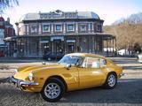 1969 Triumph GT6 MkII Yellow martin diederen