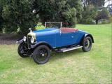 1925 Amilcar B38 French Blue Keith Williams