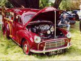 1953 Morris Minor Traveller