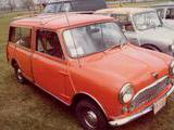 1962 Austin Mini Countryman None Rick Higgs