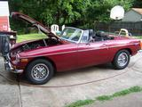 1973 MG MGB Limited Edition LE