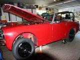 1968 Austin Healey Sprite