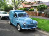 1953 Morris Minor Series II Van
