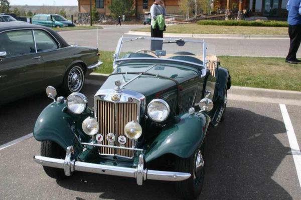 TD dashboard wiring : T-Series & Prewar Forum : MG Experience Forums ...